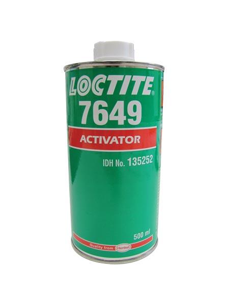 Activateur Loctite pour colle à froid - Platine Réseaux